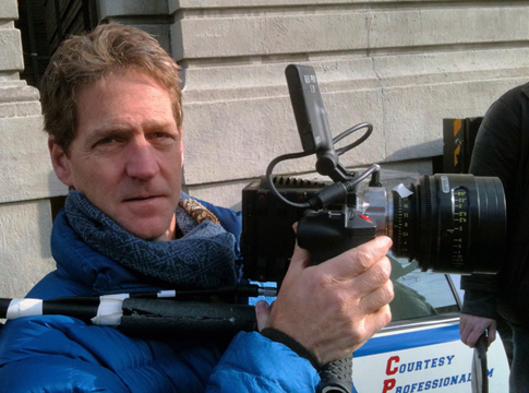 Dave with Red Epic