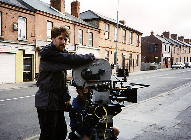 Shooting second camera in Ireland